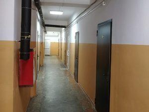 Общежитие действующее,S=825,9 кв.м.