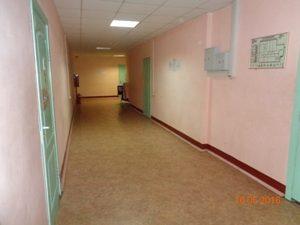 Общежитие действующее,S=1586,кв.м.
