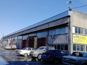 аренда производственного помещения площадью 522 м²