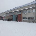 Ремонтно-механические мастерские, общая площадь 2 349,8 кв.м.