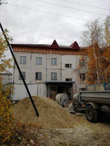 Продажа общежития площадью 1418,1 кв.м.